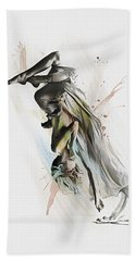 Drift Contemporary Dance Two Hand Towel