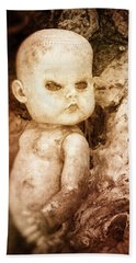 Driftwood Doll Bath Towel
