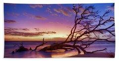Driftwood Beach 1 Hand Towel