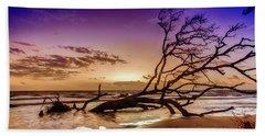 Driftwood Beach 2 Hand Towel