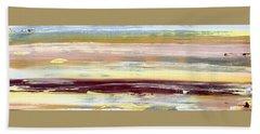 Driftwood Gen X Yellows Bath Towel