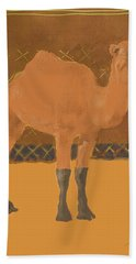 Dromedary Bath Towel