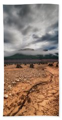 Bath Towel featuring the photograph Drought by Ryan Manuel