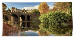 Drummond Garden Autumn Bath Towel