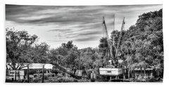 Dry Dock - St. Helena Shrimp Boat Hand Towel