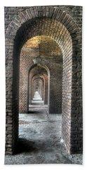 Dry Tortugas - Fort Jefferson - Doorways Bath Towel