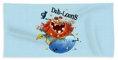 Dub-loons Hand Towel