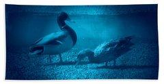 Ducks #2 Hand Towel