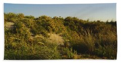 Hand Towel featuring the photograph Dunes IIi by Cassandra Buckley