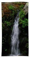 Dunnfield Creek Falls Bath Towel