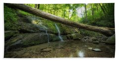 Dunnfield Creek  Hand Towel