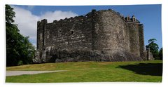 Dunstaffnage Castle Hand Towel