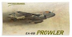 Ea-6b Prowler Hand Towel