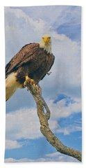 Eagle Eyes Bath Towel