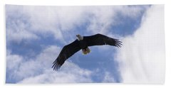 Eagle Flight Hand Towel
