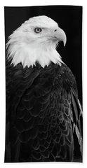 Eagle Portrait Special  Hand Towel