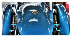 1937 Delahaye Type 145 Bath Towel