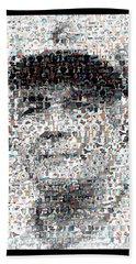 Earl Weaver Mosaic Hand Towel by Paul Van Scott