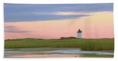 Early Light At Wood End Light Hand Towel by Roupen  Baker