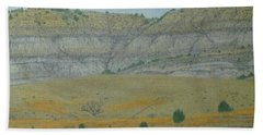 Early May On The Western Edge Hand Towel