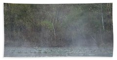 Early Morning Mist Hand Towel