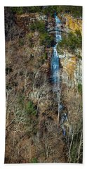 Early  Spring Waterfall  Bath Towel