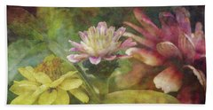 Early Summer Flowers 1304 Idp_2 Hand Towel
