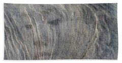 Hand Towel featuring the photograph Earth Memories - Sleeping River # 3 by Ed Hall
