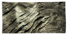 Hand Towel featuring the photograph Earth Memories - Sleeping River # 4 by Ed Hall