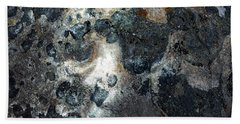 Hand Towel featuring the photograph Earth Memories - Stone # 8 by Ed Hall