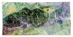 Earth Portrait 268 Hand Towel