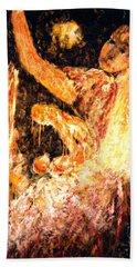 Earthy Goddess Bath Towel