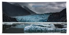 East Sawyer Glacier Hand Towel
