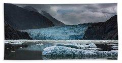East Sawyer Glacier Bath Towel