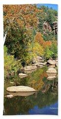 East Verde Fall Crossing Bath Towel