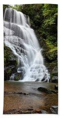 Eastatoe Falls Rages Bath Towel