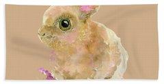 Easter Bunny Bath Towel