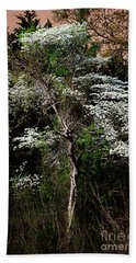 Bath Towel featuring the photograph Easter Dogwood by Tamyra Ayles