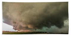 Eastern Nebraska Moderate Risk Chase Day 007 Hand Towel