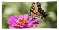 Eastern Tiger Swallowtail 2016-1 Bath Towel