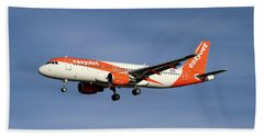 Easyjet Airbus A320-214 Hand Towel