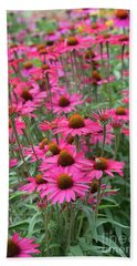 Echinacea Glowing Dream Bath Towel