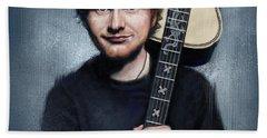 Ed Sheeran Hand Towel