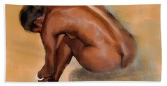 Edge Of Seduction Hand Towel