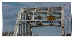 Edmund Pettus Bridge  Bath Towel