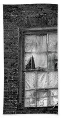 Eerie Curtains Hand Towel