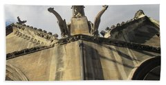 Eglise Saint-severin, Paris Bath Towel