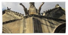 Eglise Saint-severin, Paris Hand Towel