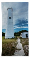 Egmont Lighthouse Hand Towel