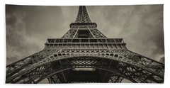 Eiffel Tower 1 Hand Towel